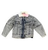 Play Six TD Fur Lined Denim Jacket