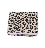 Little Mish Pink Cheetah Thermal Blanket