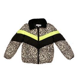 CPW Kids Leopard Combo Jacket