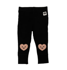 Hux Heart Knee Legging