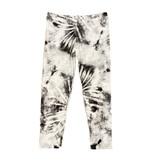 Dori Creations Soft White/Blk TD Legging