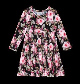 Posh Peanut Milania Girls Twirl Dress