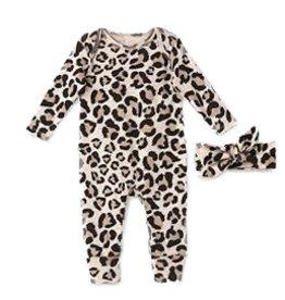 Tesa Babe Leopard Cheetah Romper