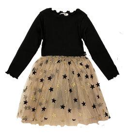 Mia Star Black Tutu Dress