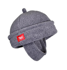 Widgeon Fleece Hat 0-6M - Grey