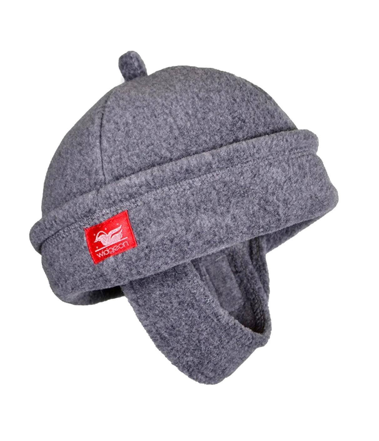 Widgeon Fleece Hat 0-6M - Grey