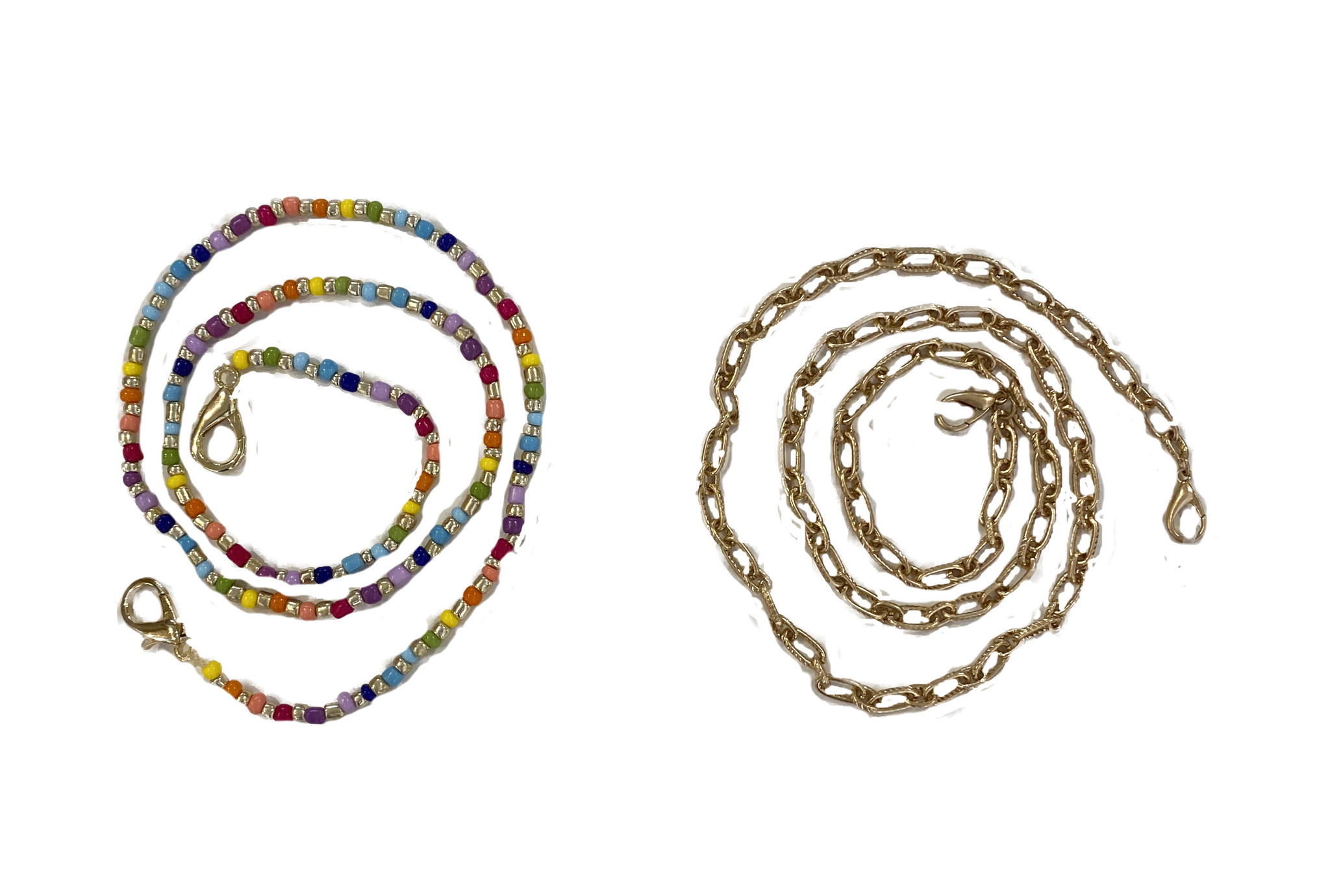 Mask Chain- Multi Gold Collection
