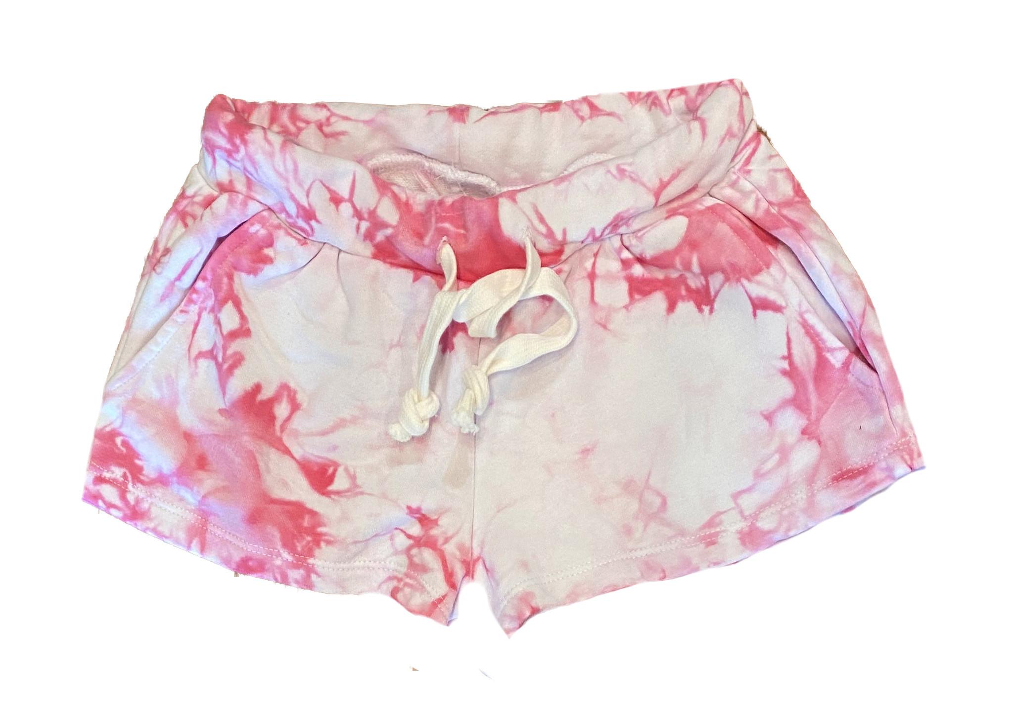 Katie J NYC Hot Pink TD Shorts