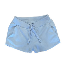 Katie J NYC Periwinkle Blue Shorts
