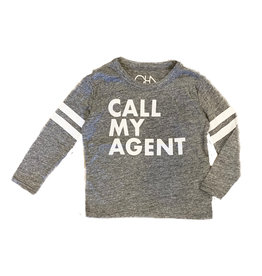Chaser Grey Call My Agent Top