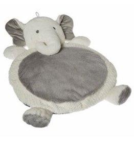 Bestever Elephant Playmat - Ivory/Gray