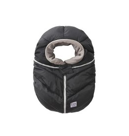 7AM Enfant Black Infant Cocoon Car Seat Cover