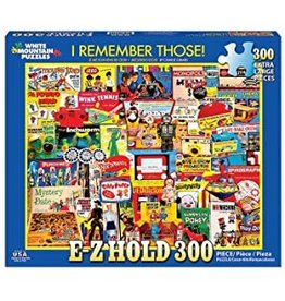 I Remember Those 300 Piece Puzzle