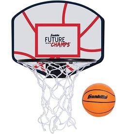 Future Champ Small Basketball Hoop Set