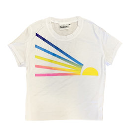 Firehouse Ombre Rays SS Tee
