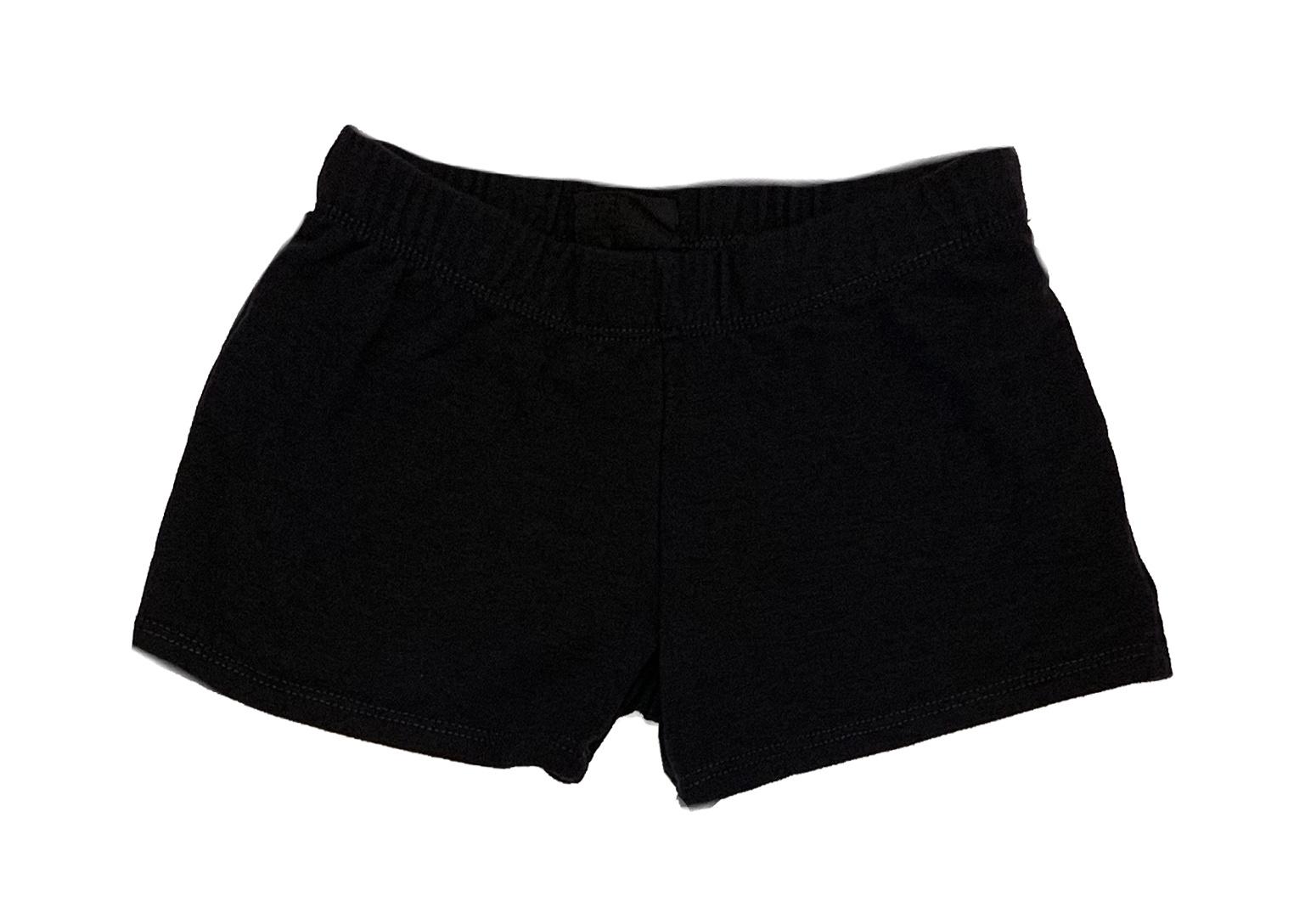 Firehouse Black Sweat Shorts Adult