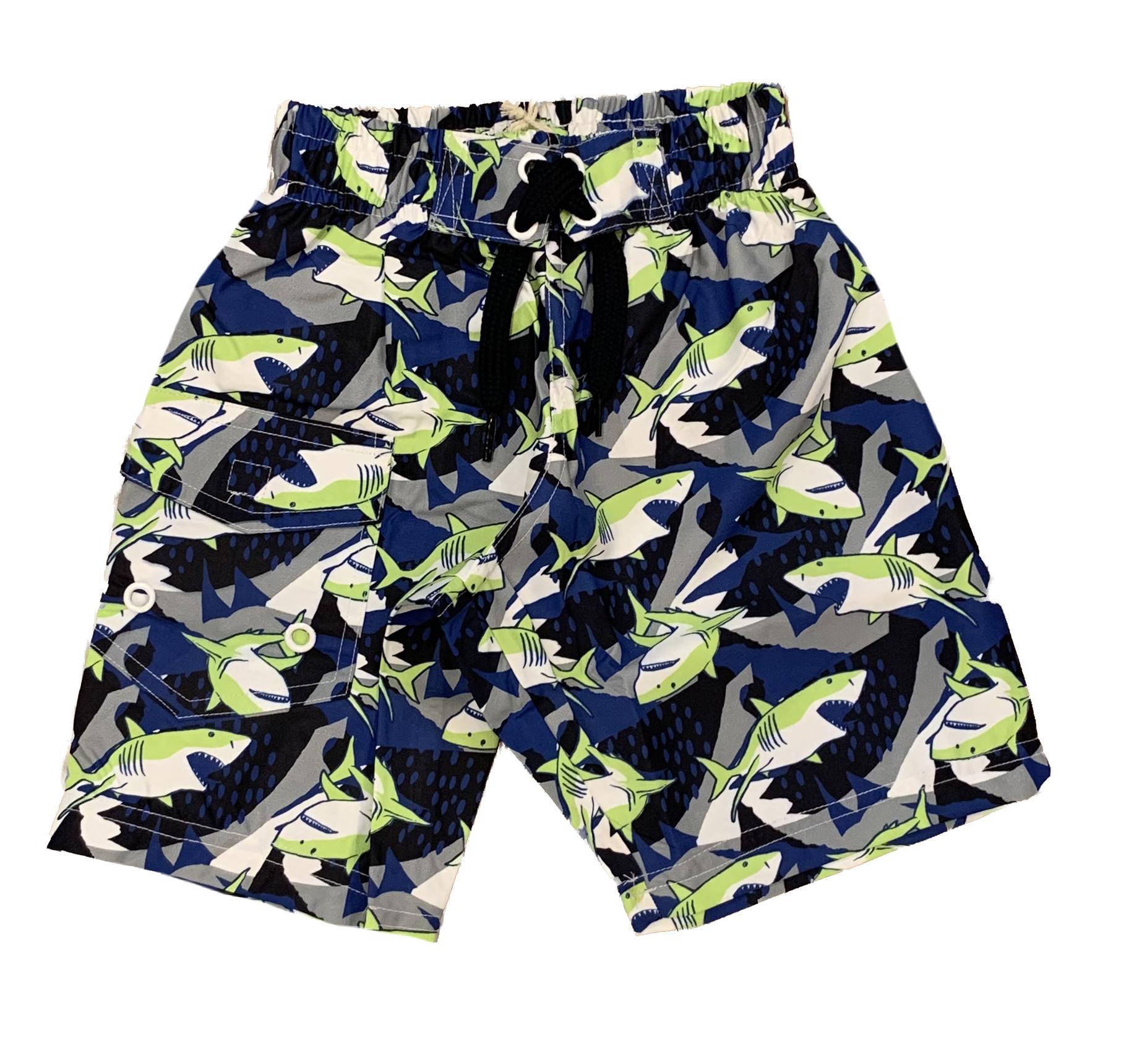 Mish Boys Sharks Swimsuit