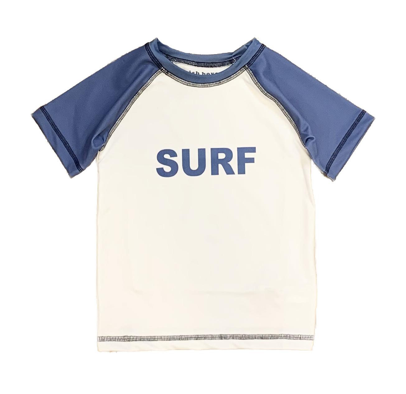 Mish Boys Denim Surf Rashguard