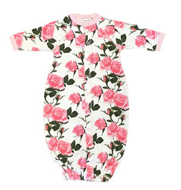 Baby Steps Roses Converter Gown