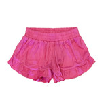 Flowers by Zoe Pink Ruffle Shorts