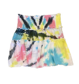 Flowers by Zoe Grey Multi TD Gauze Skirt