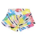 Flowers by Zoe Grey/Multi TD Ruffle Shorts