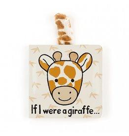 Jellycat If I Were a Giraffe Board Book
