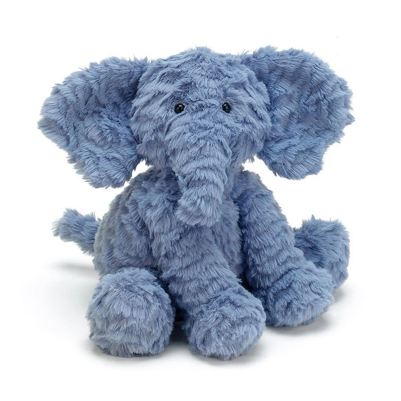 Jellycat Fuddlewuddle Elephant- Medium