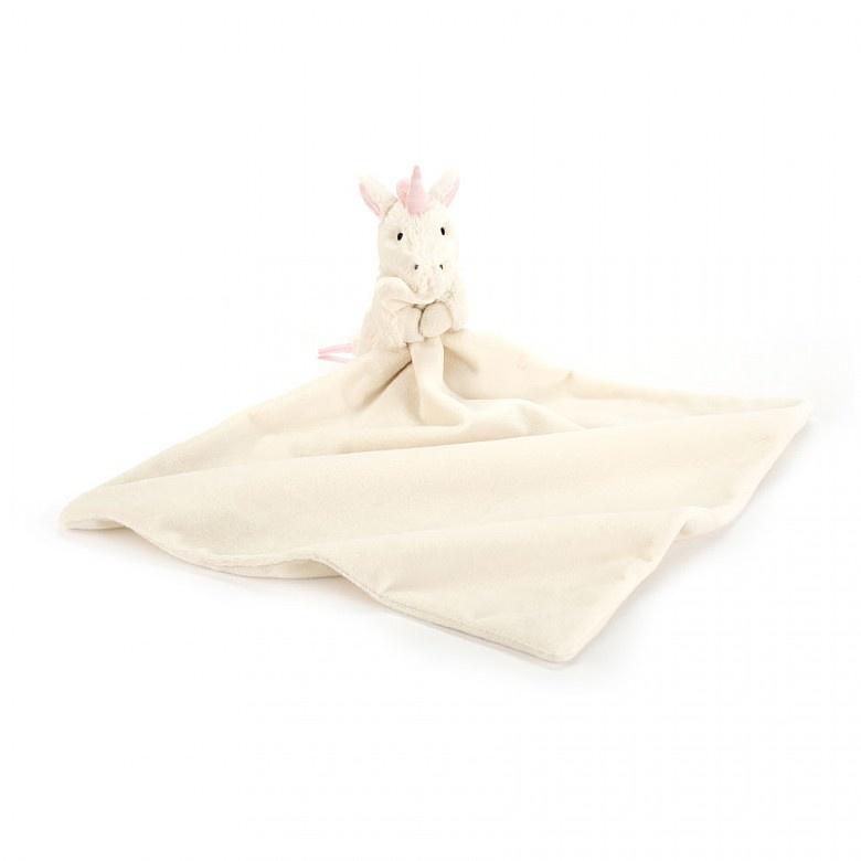 Jellycat Bashful Unicorn Blankie