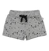 T2Love Heather Grey Mini Stars Shorts