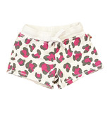 T2Love Pink/Grey Leopard Shorts