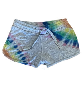 Flowers by Zoe Grey Diagonal Dye Shorts