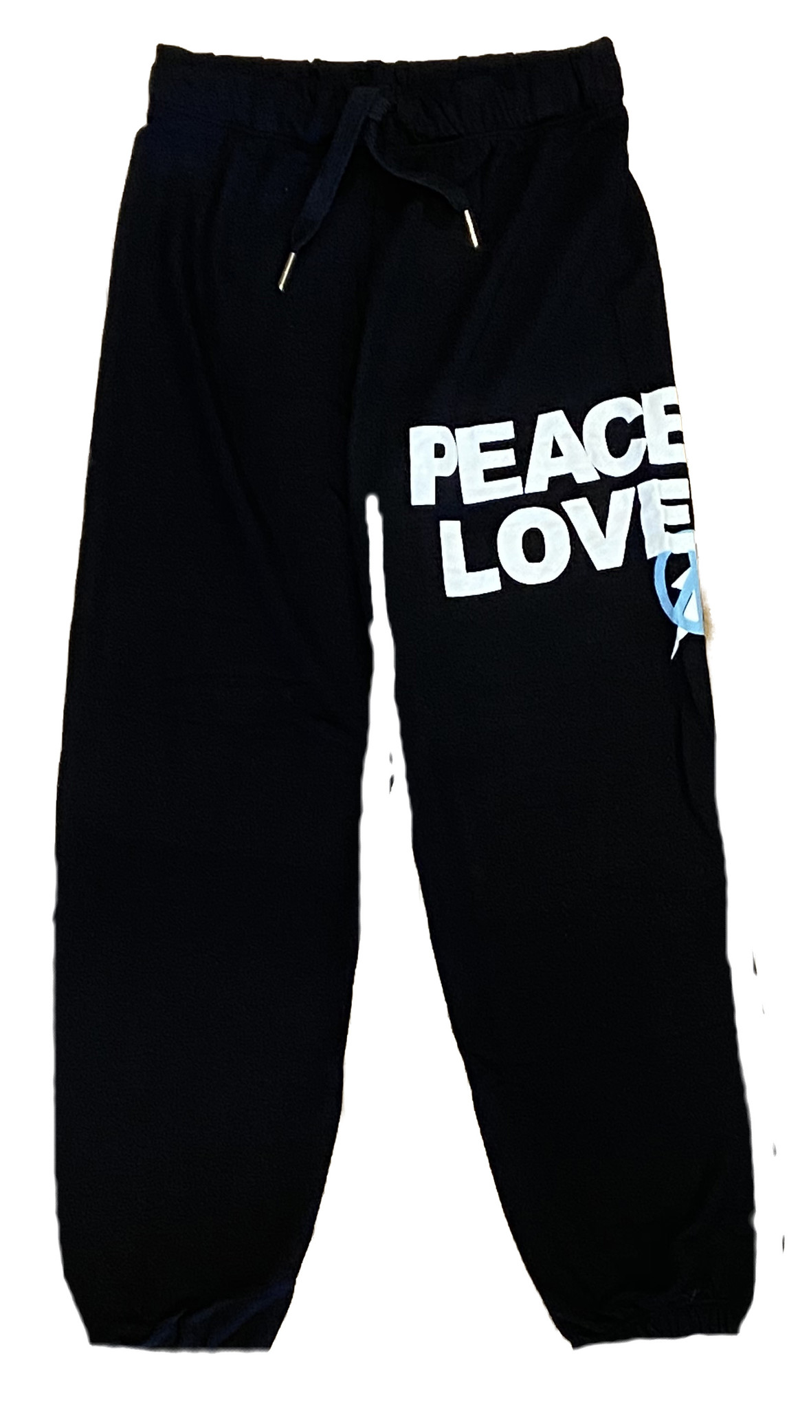 Flowers by Zoe Black Peace/Love Sweatpant