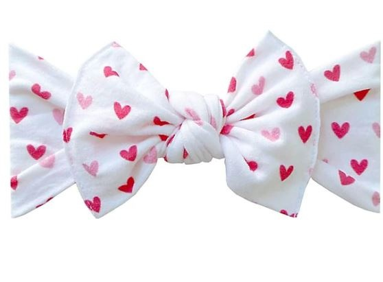 Baby Bling XO Hearts Headband
