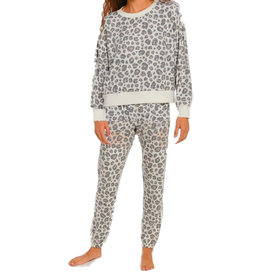 Z Supply Leopard Lounge Set
