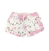 T2Love Pink TD Mini Stars Shorts