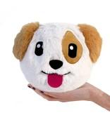 Furry Puppy 12'' Squash Buddy