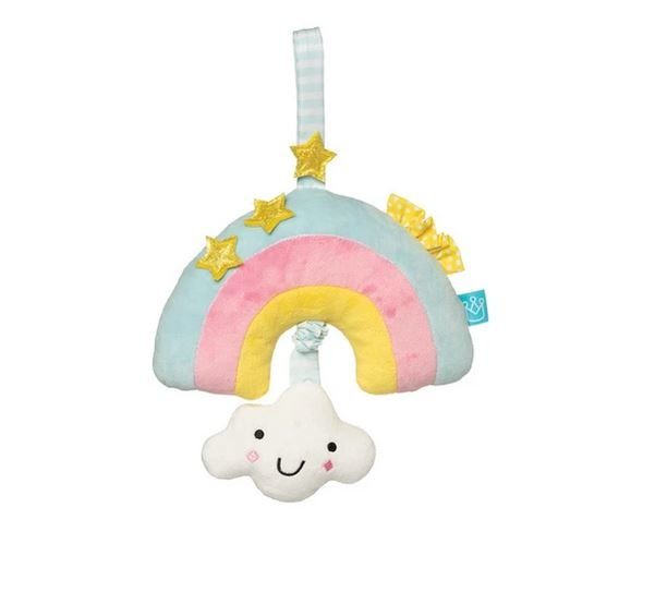 Cherry blossom Musical Rainbow Pull Toy