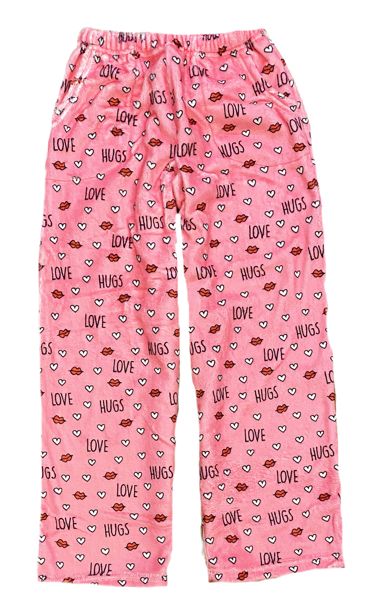 IScream Love and Hugs Plush Pants
