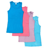 Favorite Ribbed Tank Top - Brights - 4 colors