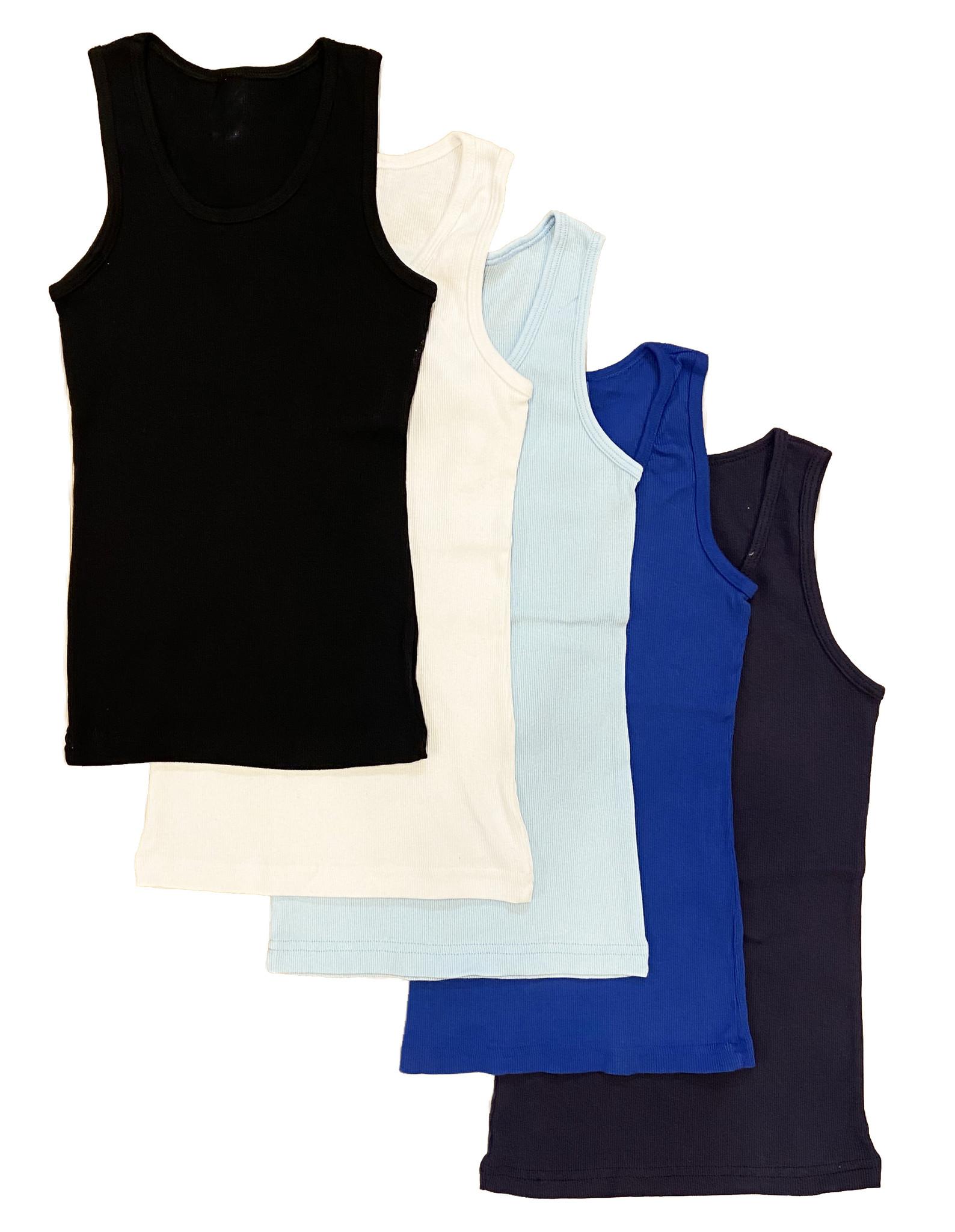 Favorite Ribbed Tank Top - Basics - 5 colors