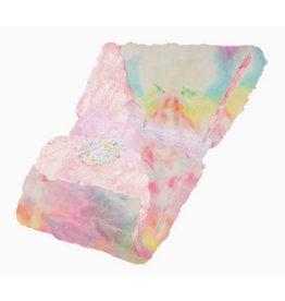 Baby Jar Pastel Rainbow TD Reversible Blanket