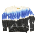 Vintage Havana Ocean/Blk TD Pullover Sweatshirt