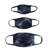 Sofi Blk/Char/Blue TD Mask - 3 sizes