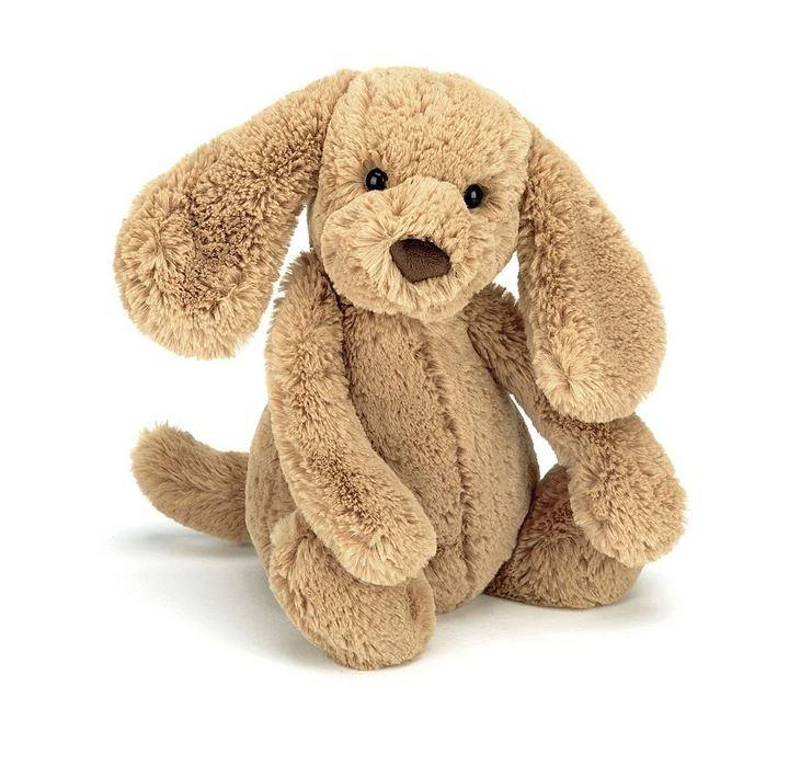 Jellycat Bashful Toffee Puppy - Medium