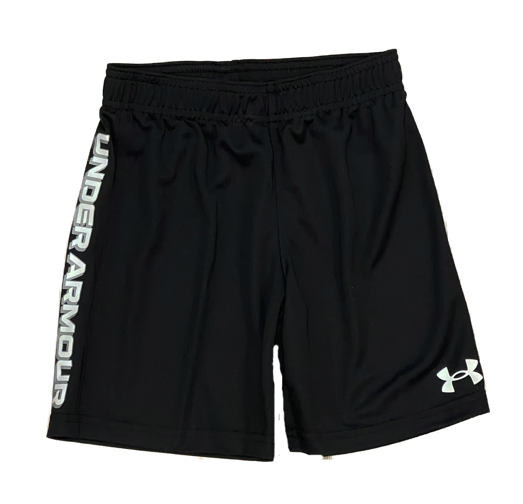 Under Armour Black UA Logo Shorts