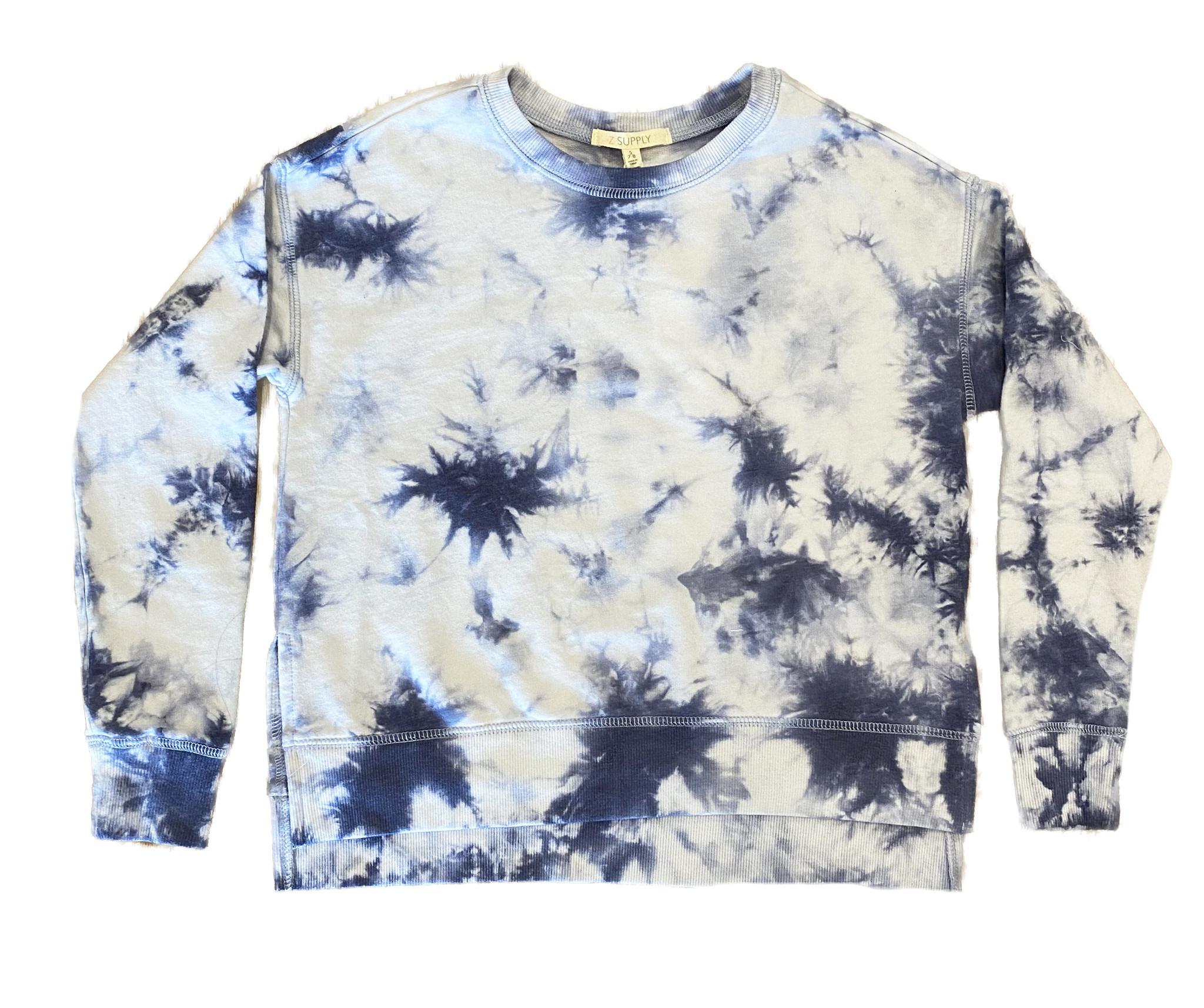 Z Supply Denim TD Weekender Sweatshirt