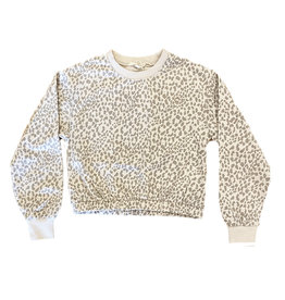 Z Supply Leo Cropped LS Top