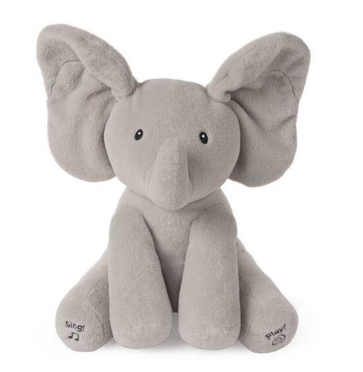 Baby Gund Flappy The Elephant Animated Plush Toy