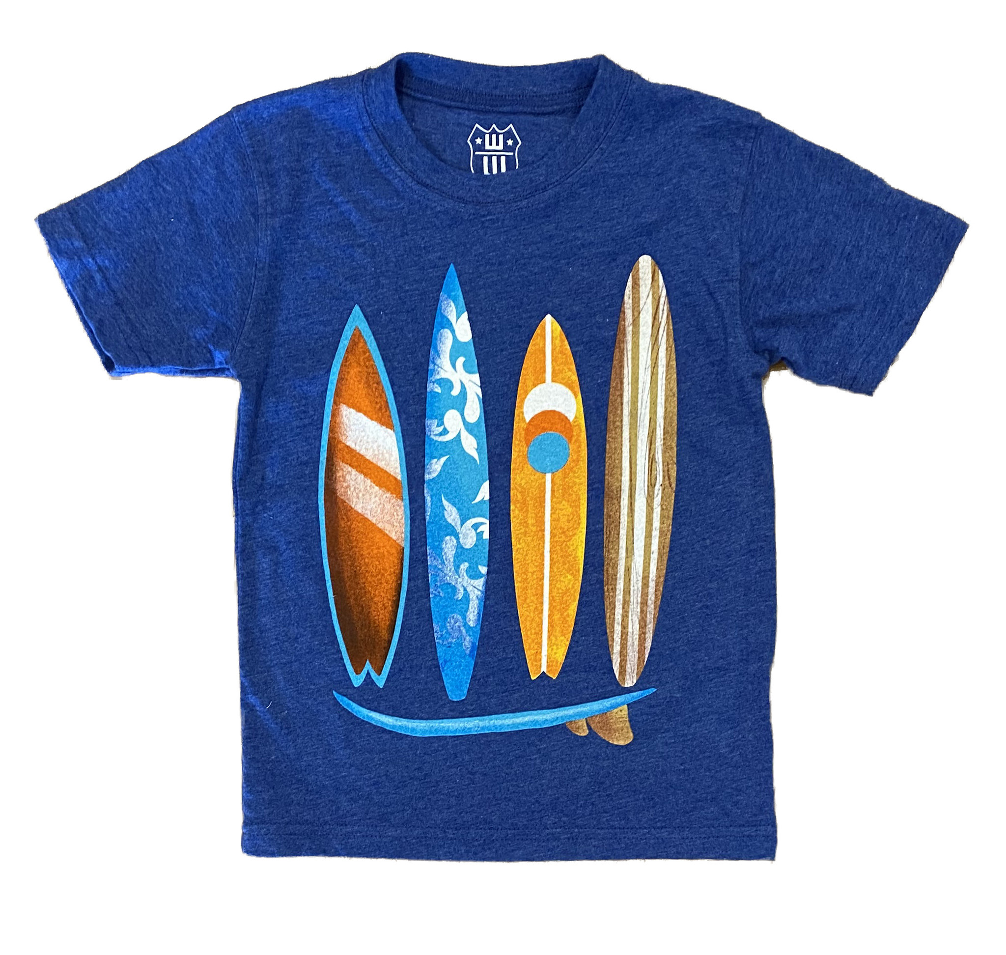 Wes & Willy Surf Boards Infant Tee